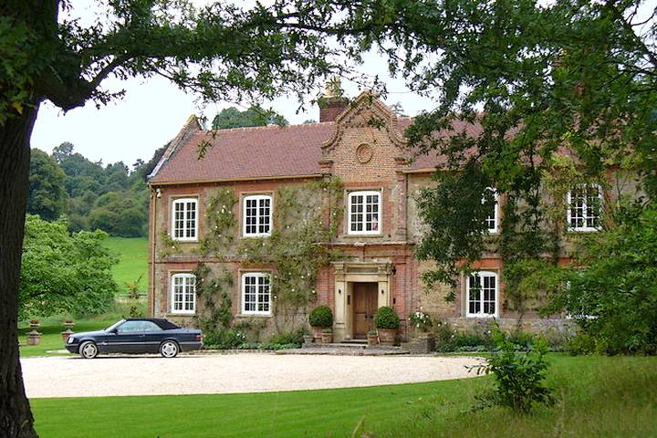 Large detached house in Surrey