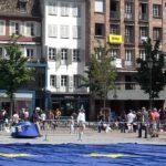 EU headquarters city